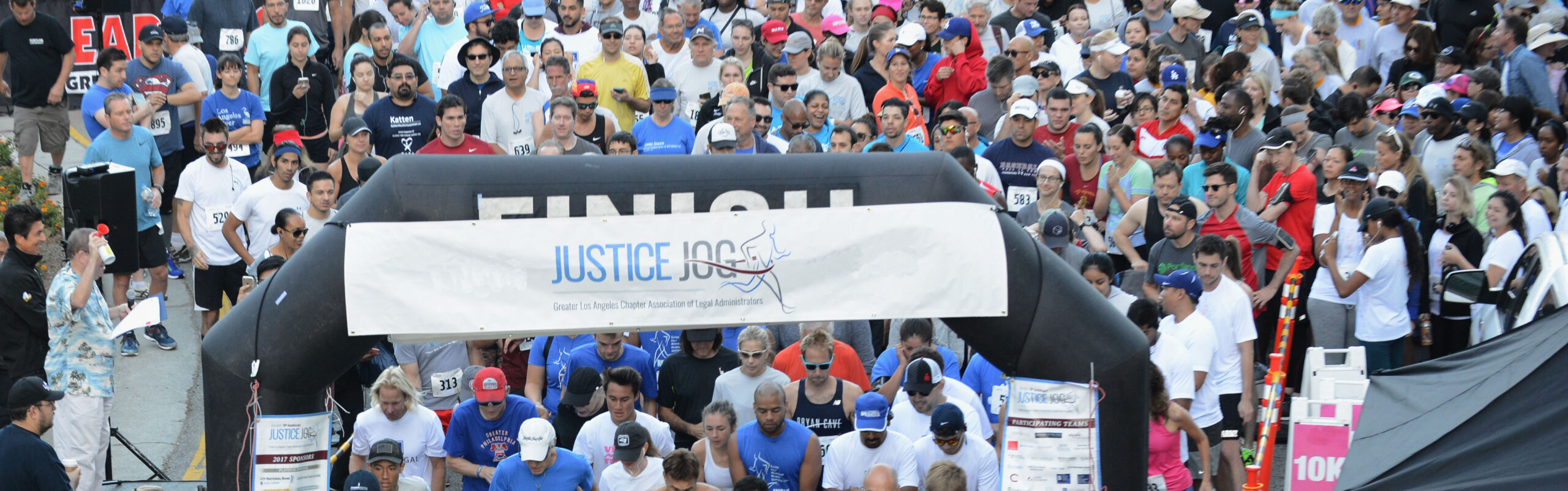Justice Jog 5K and 10K Run/Walk