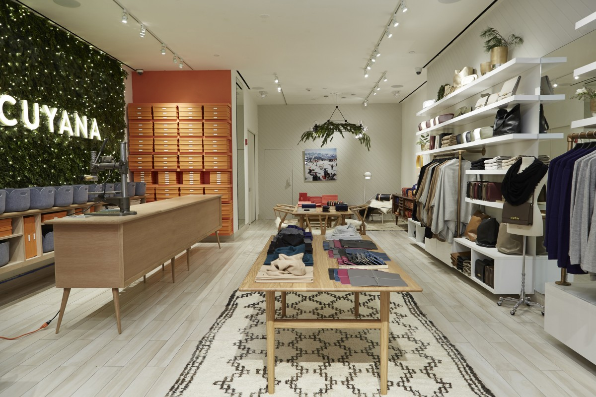 Cuyana Spring In-Store Event